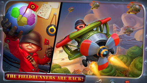 Fieldrunners 2 Android İndir