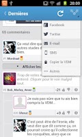 Screenshot of VDM Officiel