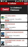 Screenshot of Cinépal - Cinéma de Palaiseau