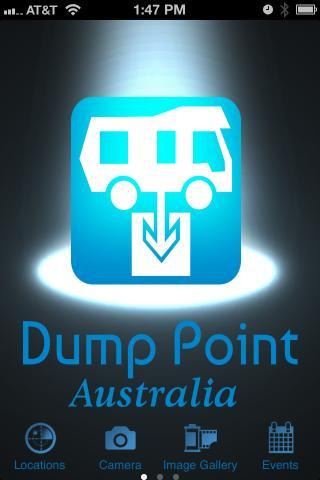 Dump Point Australia App