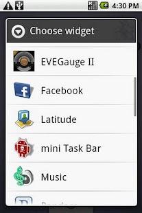 EVEGauge II - screenshot thumbnail