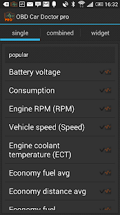 OBD Car Doctor Pro  | ELM327 OBD2 Screenshot