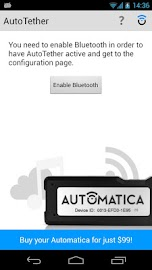 AutoTether for Automatica Screenshot 1