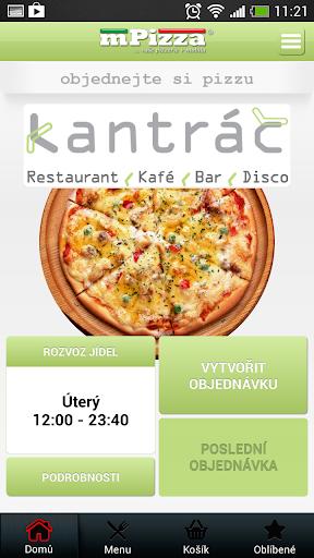 Pizzerie Kantráč