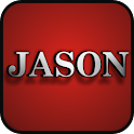 Name Jason doo-dad logo