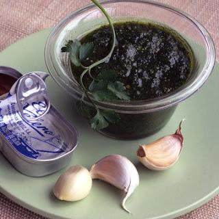 Parsley-Walnut Pesto
