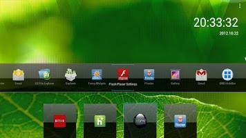 Screenshot of TVLauncher - Free-CLOSING