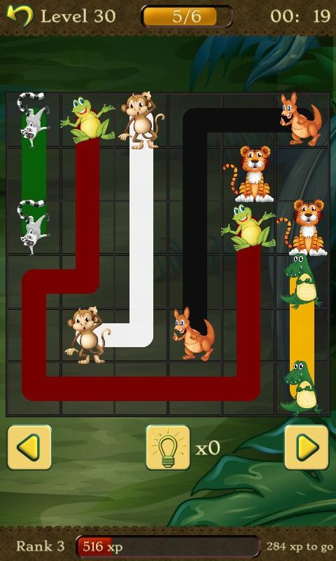 Connect the Dots: Animals Game- screenshot