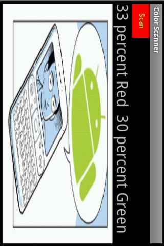 Color Scanner- screenshot