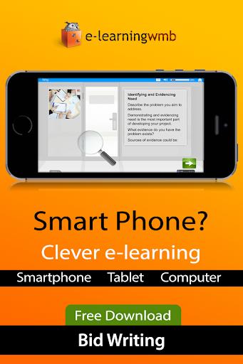 Bid Writing e-Learning v2