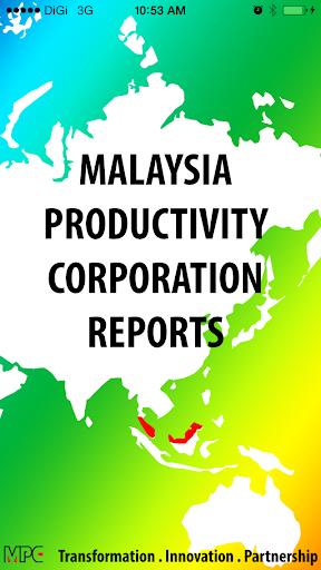 【免費生產應用App】Malaysia Productivity Corp-APP點子