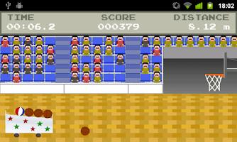 Screenshot of Retro Basketball