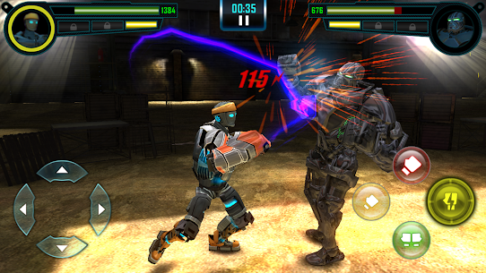 Real Steel World Robot Boxing Apk MOD (Unlimited Money/Coins) 6