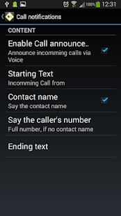 Voice Notifier- screenshot thumbnail