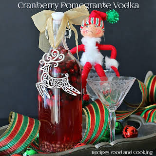 Cranberry Pomegranate Vodka Recipes.