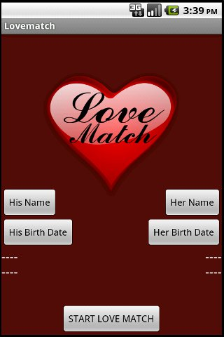 Love Match- screenshot