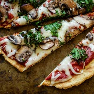 Grilled Gluten Free Italian Herb Pizza Crust