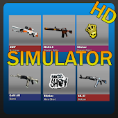 Simulation for Weapon Cases HD