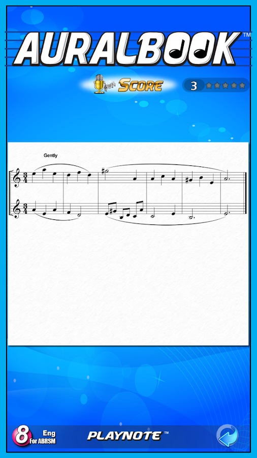 AURALBOOK for ABRSM Grade 8 HD- screenshot