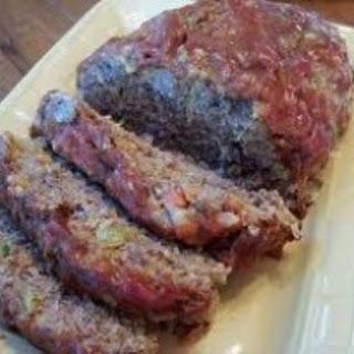 Crock Pot Meatloaf.