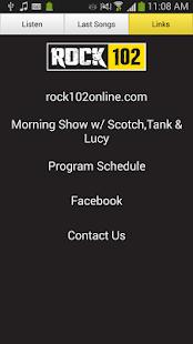 Rock 102 - KRWK 101.9 FM - screenshot thumbnail