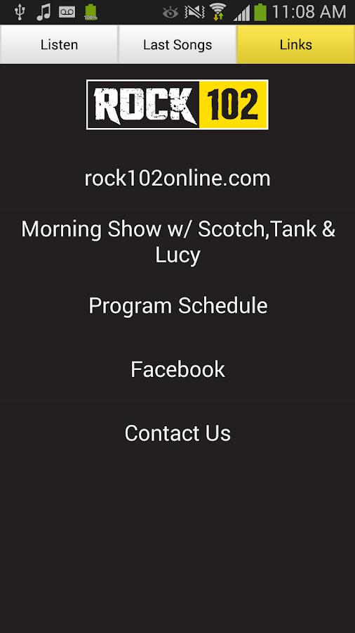 Rock 102 - KRWK 101.9 FM - screenshot