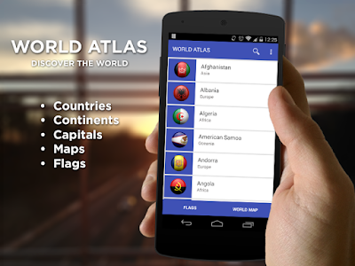 World Atlas v1.0