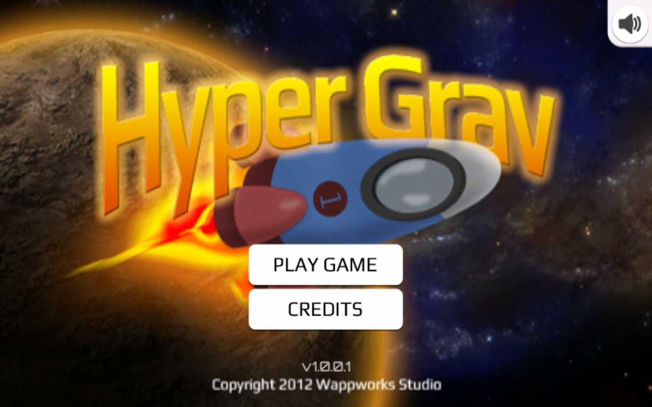Hyper Grav- screenshot