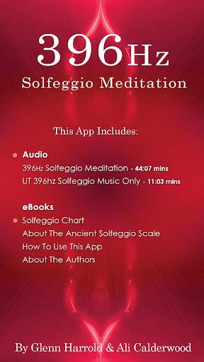 396 Solfeggio by Glenn Harrold