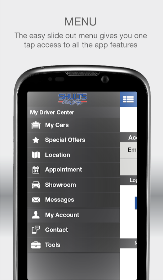 Shults Auto Group- screenshot