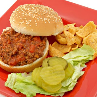 Hearty Sloppy Joes