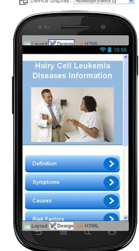 Hairy Cell Leukemia Disease