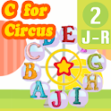 Kids Learn ABC flash card J-R icon