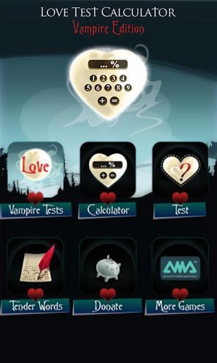 Love Test Vampire