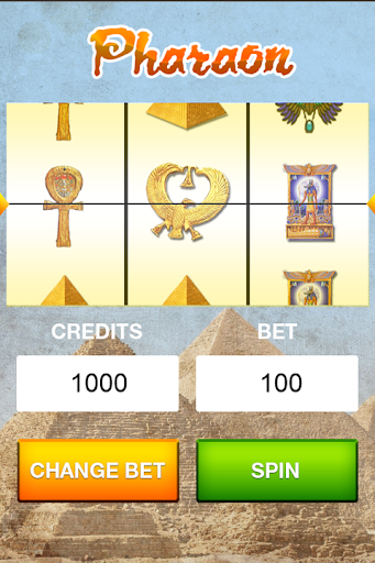 Pharaon Slots Machine Free