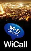 Screenshot of WiCall : VoIP call, Wifi call