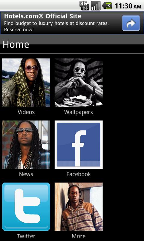 2 Chainz Fan App - screenshot