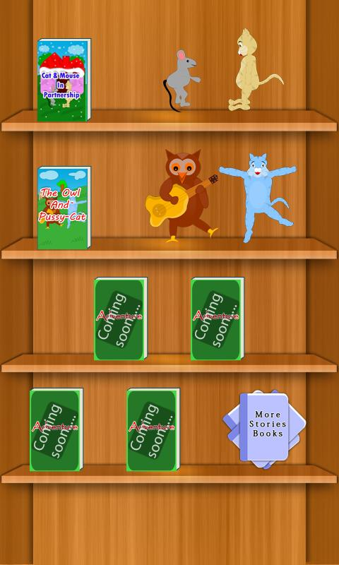 StoryBooks : Adventure Stories- screenshot