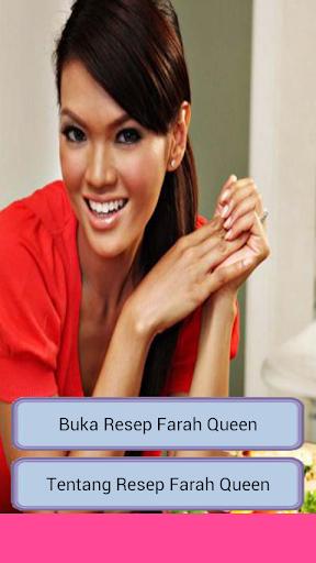 Resep Farah Queen