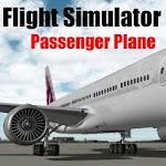 Flight Sim Passenger Plane 1.0 Apk