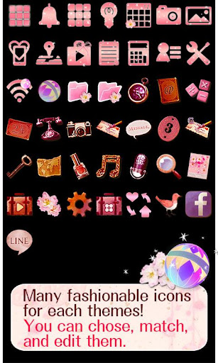 Colorful Theme Precious Pinks 1.0.2 Windows u7528 4
