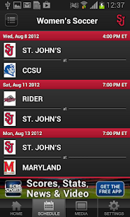 St. John's All-Access - screenshot thumbnail