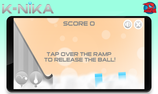 K-nika: Dunk the ball - screenshot thumbnail