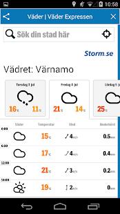 Expressen - screenshot thumbnail