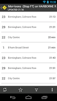 Screenshot of UK Bus Times - Catch That Bus!
