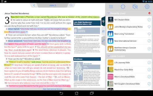 NIV Student Bible 書籍 App-愛順發玩APP