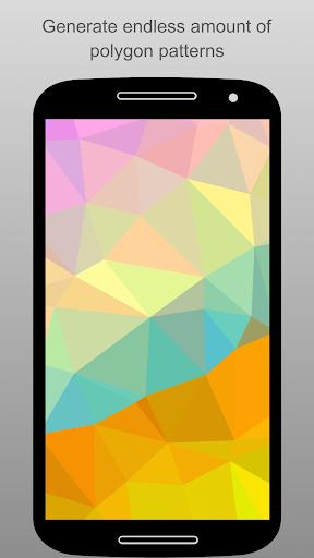 PolyGen - Create Polygon Art  screenshots 4