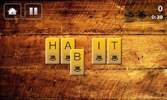 Screenshot of Word Game / Word Juggler