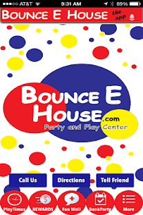 Bounce E House - Party & Play- screenshot thumbnail