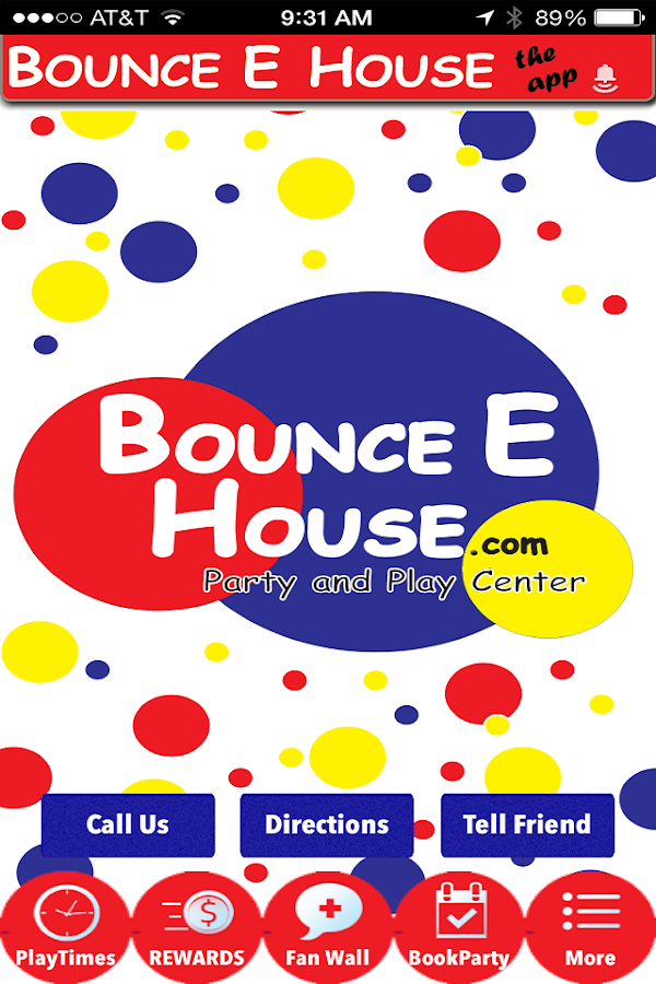 Bounce E House - Party & Play- screenshot